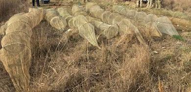 В Джарилгацькій затокі викрито порушення зі збитками на понад 300 000 грн.
