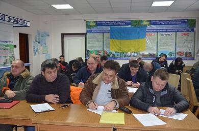 У Чорноморському рибоохоронному патрулі відбулась підсумкова нарада за 2019 рік