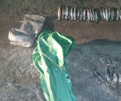 За минулий тиждень викрито 25 порушень зі збитками на понад 34 тис. грн, – Чорноморський рибоохоронний патруль