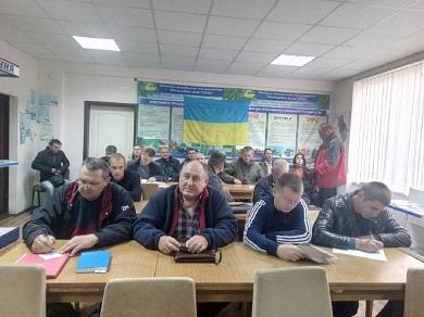 В Чорноморському рибоохоронному патрулі проходить оцінювання держслужбовців