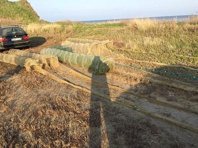 За тиждень викрито порушень зі збитками на майже 60 тис. грн – Чорноморський рибоохоронний патруль
