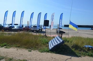 Чорноморський рибоохоронний патруль взяв участь у другому етапі Кубку України з підводного полювання